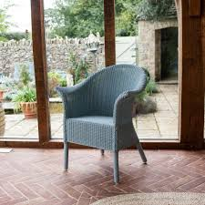 buy lloyd loom classic armchair duck egg blue genuine lloyd