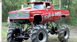 mud truck for sale down n dirty iii mud truck depth test youtube