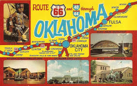 Oklahoma travel distance images Road trip on historic route 66 across oklahoma the route travel JPG