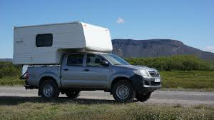 toyota motorhome 4x4 our fleet campers in iceland