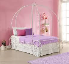 dhp furniture metal twin carriage bed