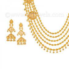 gold rani haar sets mayuri rani haar necklace indian bridal jewelry