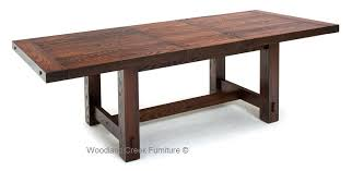 Refectory Dining Tables Solid Wood Refectory Table Rustic Dining Table Farmhouse