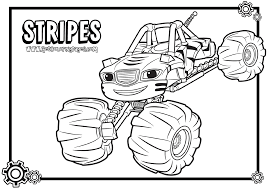 monster truck coloring books blaze and the monster machines coloring pages getcoloringpages com