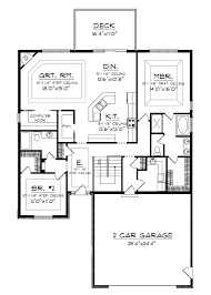 floor plans with large kitchens house plans with large kitchen island ppi