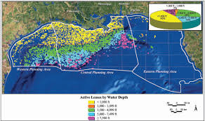 Florida Map Gulf Coast by Peak Oil Means Deepwater Drilling Is Business As Usual Resilience
