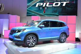 honda pilot 206 honda dishes details on powertrain features for 2016 pilot