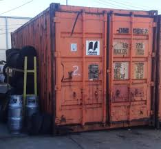 20 foot freight shipping container