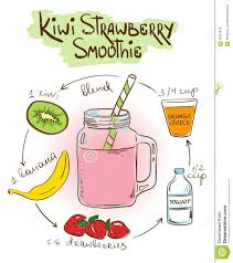 rangement 駱ices cuisine smoothie dibujo buscar con smoothies
