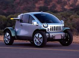 concept jeep concept car of the week jeep treo 2003 car design news
