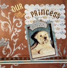 Dog Scrapbook Album Everyday Life Scrapbook 15 Me And My Cricut