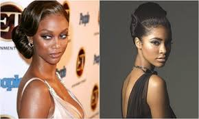 2017 classy bun hairstyles for african american women updo hairstyles for black women 2017 photos celebrity hairstyles