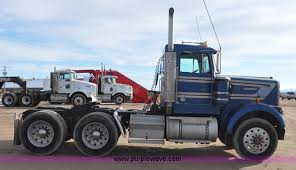 kenworth w900 heavy spec for sale 1990 kenworth w900 semi truck item g7157 sold february