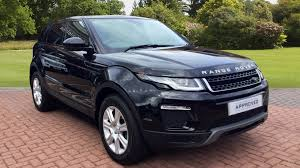 land rover black 2016 used land rover range rover evoque 2 0 td4 se tech 5dr auto diesel