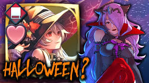 could we see a halloween themed banner in fire emblem heroes this