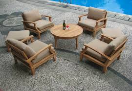 Best Wood For Outdoor Table by Great High End Teak Furniture Reasons Why Teak Is The Best Wood