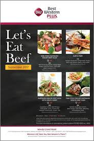 cuisine promotion let s eat beef vivanda cuisine restaurant best plus wanda
