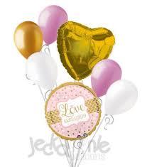 gold balloons always forever pink gold balloon bouquet jeckaroonie