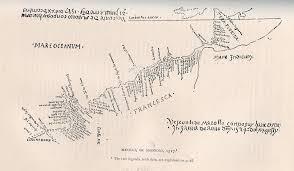 Ces Map 16th Century Pennsylvania Maps