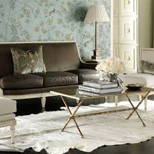 Cowhide Rug In Living Room Enduring Trend Alert Cowhide Rugs Home Stories A To Z