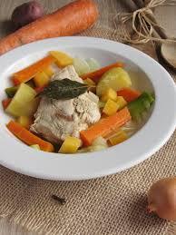 cuisiner poule poule au pot