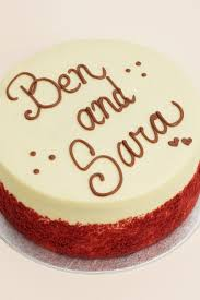 buy red velvet wedding cake online from lola u0027s cupcakes