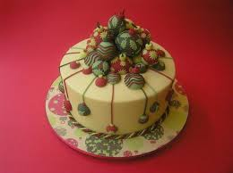 46 best christmas cake designs images on pinterest christmas