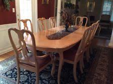 Ethan Allen Dining Furniture Sets EBay - Ethan allen dining room table