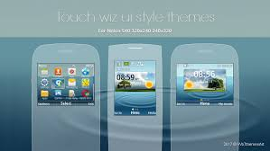 themes for nokia c2 touch and type touch wiz theme c3 00 x2 00 live widget asha 200 themes asha 201