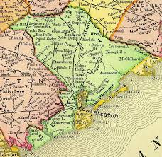 berkeley county south carolina historical maps