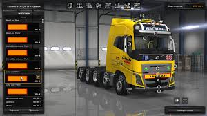 volvo new truck 2016 2012 volvo fh 8x4 and 10x4 ets2 1 24 x x ets2 euro truck