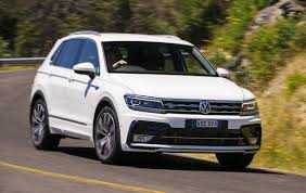 volkswagen australia 2018 volkswagen tiguan review behind the wheel