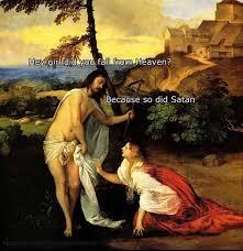 Memes De Jesus - list of synonyms and antonyms of the word jesus painting meme