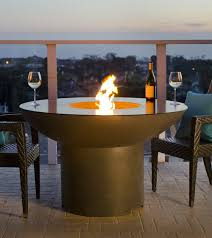 san rafael dining table lotus dining firetable fire pit san rafael creative energy