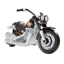 Harley Davidson Patio Lights by Fisher Price Power Wheels 5 Mph Harley Davidson Toy Cruiser