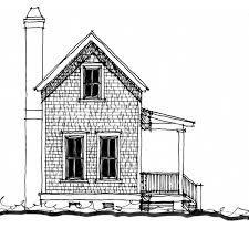 Gothic Architecture Floor Plan Aiken Horse House House Plan C0517 Design From Allison Ramsey