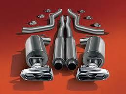 dodge challenger accessories mopar dodge challenger cat back exhaust system part no p5155151