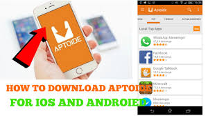 aptoide apk ios how to and install aptoide in android and ios