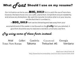 What Is The Best Resume Font by Resume Template Oakland University Career Services