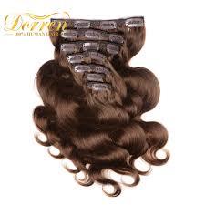 Cheap Human Hair Extensions Clip In Full Head by Popular 100 Human Hair Extensions Clip Buy Cheap 100 Human Hair