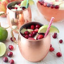 punch recipes for thanksgiving grapefruit ginger spiced rum punch