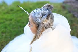 cute girl hairstyles diy unicorn half up diy halloween costume cute girls hairstyles