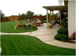 backyards compact incredible easy backyard landscaping projects