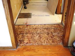 How To Fix Laminate Flooring That Got Wet Laying A New Tile Floor How Tos Diy