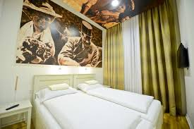 franz ferdinand the first and only boutique hostel in sarajevo