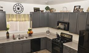 gray kitchen cabinets with black counter kitchens grey kitchen cabinet with black appliances light grey
