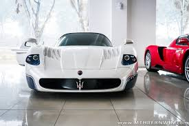 maserati mc 12 dream cars ferrari enzo u0026 maserati mc12 mthrfknwin
