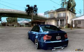 bmw m3 e90 sedan 2009 for gta san andreas