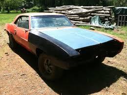 1969 camaro for sale usa sell used 1969 69 camaro barn find x11 original azure turqoise v8