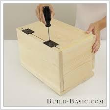 diy wedding card box build a diy card box build basic